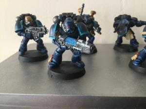 Seven Model Army...